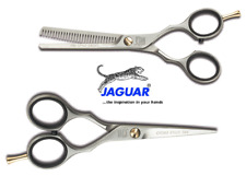 1+ 1pcs Jaguar Solingen Pre Style ergo Professional Scissors & Thinner Combo Set