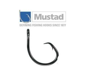MUSTAD DEMON PERFECT CIRCLE HOOK /ULTRAPOINT 39951NP-BN-CHOOSE HOOK SIZE/PACKAGE