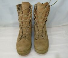 Belleville Army Combat Boots Desert 790G Size 9.0 R MADE IN USA