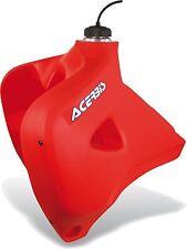 Fuel Tank Acerbis Red 2140710229 for Honda XR650R 2000-2007