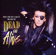 Dead or Alive - Alive [New CD]