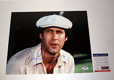 CHEVY CHASE SIGNED AUTOGRAPH 11X14 PHOTO CADDYSHACK NATIONAL LAMPOON PSA/DNA COA