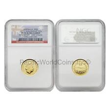 Australia 2005 Sovereign One of First 1,000 Struck $25 Gold NGC PF70 ULTRA CAMEO