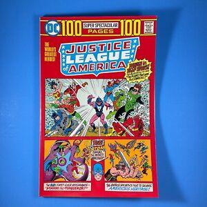 Justice League of America #1 Super Spectacular 100 Pages DC Comics 1999 Reprint