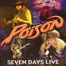 Seven Days Live von Poison (2008)