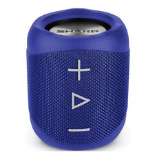Sharp GX-BT180(BL) Blue 14W Splashproof Rechargeable Portable Bluetooth Speaker