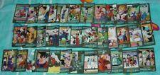 Japan Bandai Dragonball Dragon ball Z Visual Adventure 6 Regular Card Set of 36