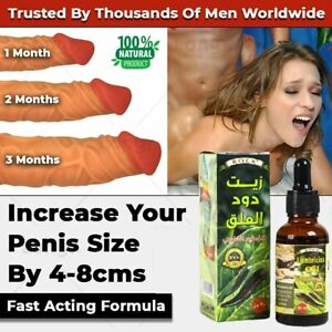 Penis enlarger XXXL Dick Growth Faster Enhancement Enlargement Oil for Men LEECH