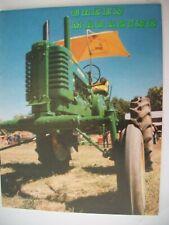 John Deere 1950 model G high crop tractor Green Magazine March 1990