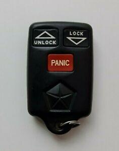 Jeep Cherokee keyless entry remote TRW 56008762