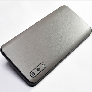 Back Cover Matte Leather Skin Protecitve Film For Apple iPhone Screen Protector