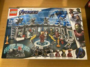 Lego® (76125) Marvel Super Heroes Iron Mans Werkstatt Neu & Originalverpackt