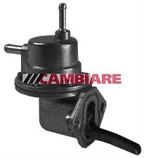 VW GOLF Mk1, Mk2 1.6 Fuel Pump 75 to 92 VOLKSWAGEN Cambiare Quality Replacement
