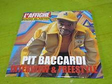 PIT BACCARDI - INDER - JAM' DOM  !!!RAP OLD SCHOOL !!!!!!RARE CD!!!