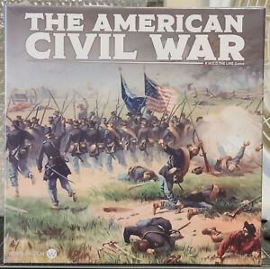 Worthington Games Hold the Line: The American Civil War Dished Box Lid NISW