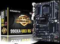 Gigabyte 990XA-UD3 R5 AMD AM3+ ATX Motherboard USB 3.0 and SATA 3