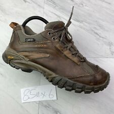 Vasque Mantra Women Gore-Tex Hiking Shoes Ladies -(size 8.5 M)- Brown 7071 X-6