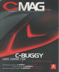 CMAG 2 C-MAG 2 CITROEN C-BUGGY CITROEN C2 SUPER 1600 JWRC CHINE BMP 6 VITESSES