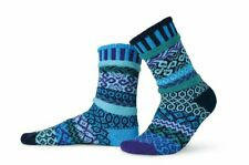 Mismatched Recycled Cotton Socks Water