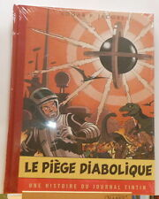 Blake et Mortimer Piege Diabolique version journal Tintin 5000 ex EO 2015