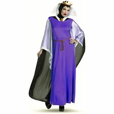 Disguise Women's Disney Snow White Evil Queen Deluxe Costume - Large (12-14)