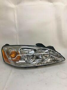 G6 Headlight Head Light Lamp Right RH