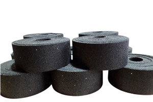 Gummigranulat Rollen Antirutschmatte Terrassen Pads Bautenschutzmatten 3mm -12mm