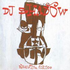 DJ Shadow Preemptive Strike LP Brand New Still Sealed!