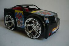 Mexican Cadillac -- Plastic toy Car - Made in Mexico