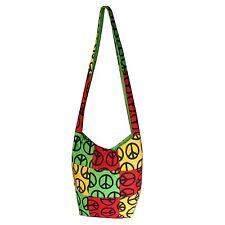 Rasta Rastafari Jamaica Rasta Shoulder Bag Reggae Peace Negril Boho Hippie IRIE