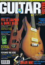 BRIAN MAY Guitar Buyer  No.43 March2005