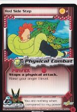 Red Side Step - Dragonball Z CCG TCG DBZ - # n°2 - 1 Stars