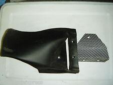 1990 Skidoo Safari LX 447 Engine Cooling Plastic Air Scoop & Screen