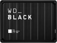 WD_BLACK 5TB P10 Game Drive, USB 3.2 Gen 1 Model WDBA3A0050BBK-WESN