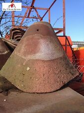 Reclaimed / Second-hand Concrete Bonnet Roofing Fitting