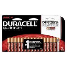 Duracell Quantum Alkaline Batteries with Duralock Power Preserve - Qu2400B16Z