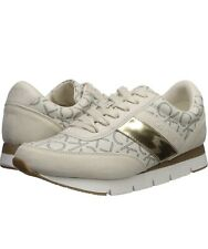 Calvin Klein Gold Trainers for Women