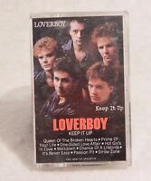 Loverboy - Keep It Up 1983 Cassette Tape