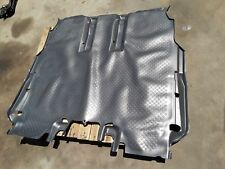 2003 - 2008 HONDA ELEMENT 2.4L REAR SEAT FLOOR LOWER CARPET MAT COVER RUBBER OEM