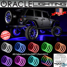 "ORACLE Lights Illuminated Rim 15.5"" LED Wheel Rings - All Colors - Part 4215"