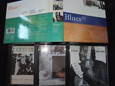 COFFRET 3 CD BLUES / COLLINS / HAMMOND / POPS STAPLES / LIMITED EDITION /