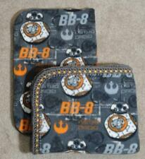 TODDLER/TWIN BLANKET & PILLOW COVER - NEW STAR WARS ASTRO DROID BB-8