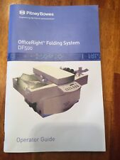 Pitney Bowes Df 500 Operator Guide