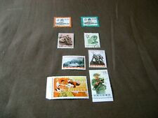 China-(-1959-1965-)-LOT of EIGHT(-8-)STAMPS-USED