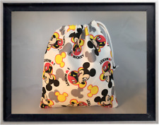 Gymnastics Leotard Grip Bags / I LOVE Mickey Mouse Gymnast Birthday Goody Bag