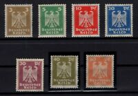 126682/ GERMANY – MI # 355 / 361 COMPLETE MINT MNH – CV 390 $