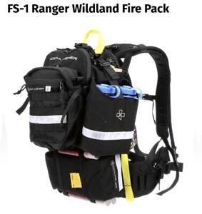Coaxsher FS-1 Ranger Wildland Fire Pack Black