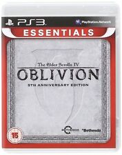The Elder Scrolls IV Oblivion 5th Anniversary Edition für PAL ps3 (NEU & VERSIEGELT)