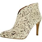 Lucky Brand Women's Sarla Textured Leather Ankle-High Pump