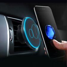 Auto KFZ Qi Wireless Universal Ladegerät Apple iPhone X 8 Samsung Galaxy S8 Plus